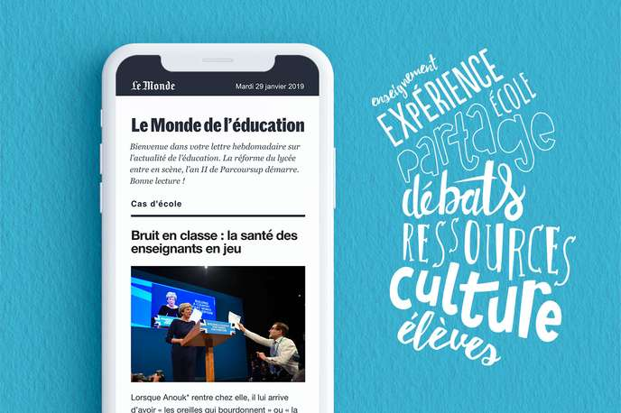 Newsletter hebdomadaire education - Ennocence